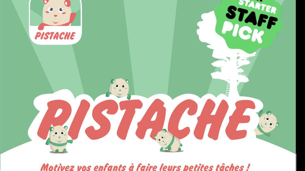 Miniature de la vidéo du projet Pistache : motivez vos enfants à faire leurs petites tâches