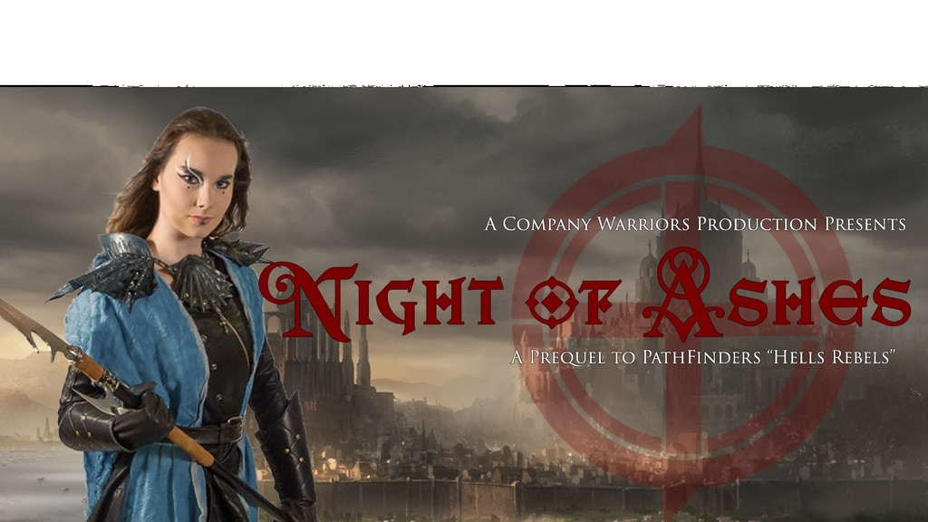 Night of Ashes project video thumbnail