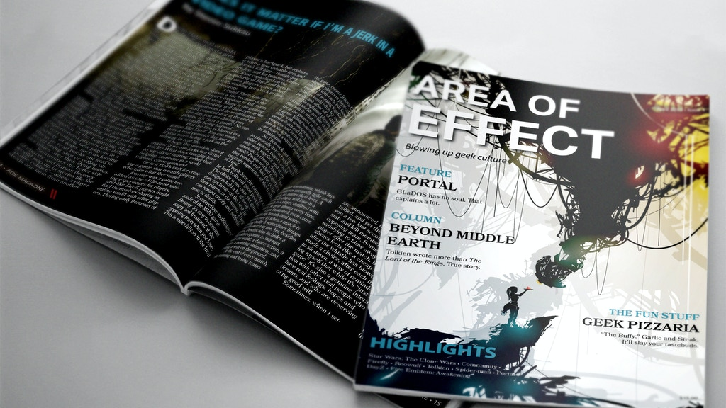 Area of Effect Magazine project video thumbnail
