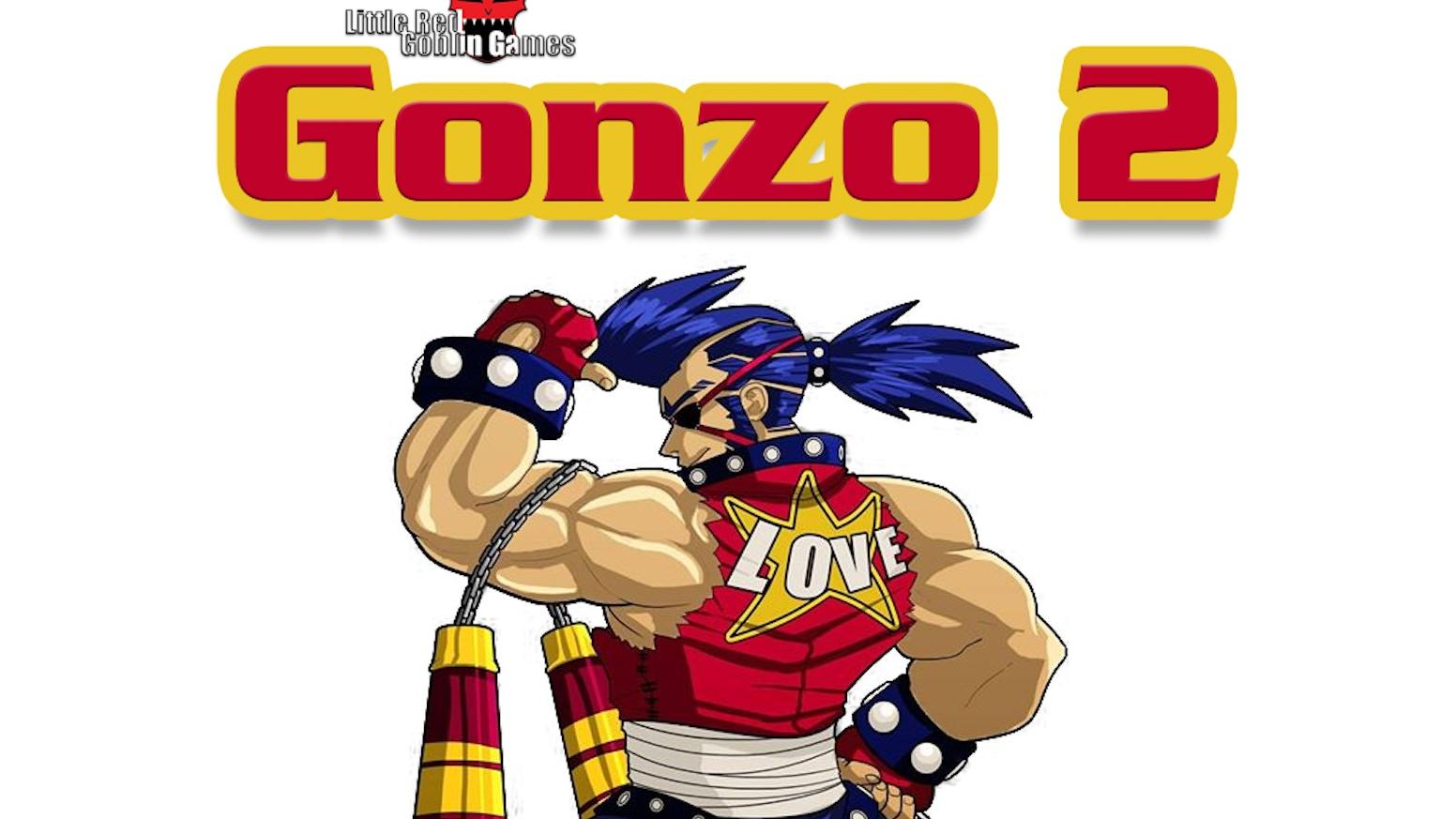 Gonzo 2 Little Red Goblin Games