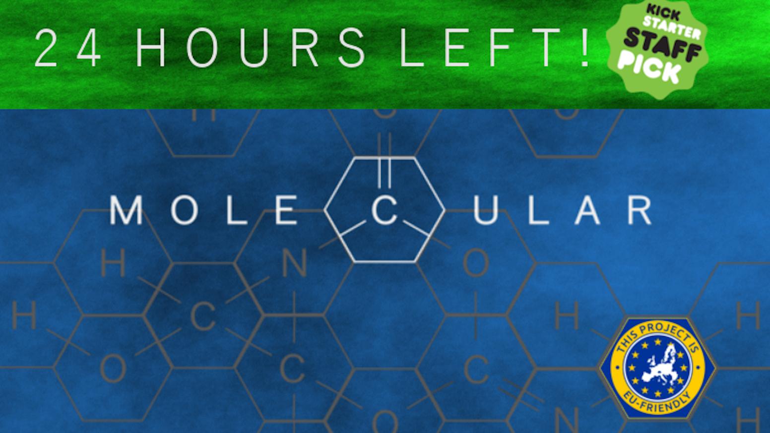 Molecular The Strategic Chemistry Tile Game By Inside