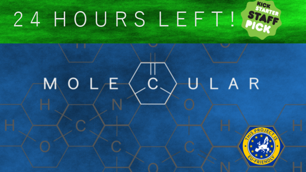 Molecular - The Strategic Chemistry Tile Game project video thumbnail