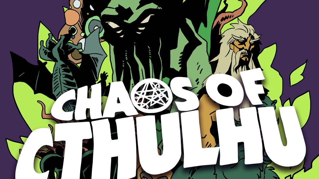 Chaos of Cthulhu project video thumbnail