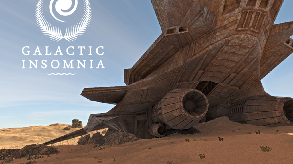 Project image for Galactic Insomnia