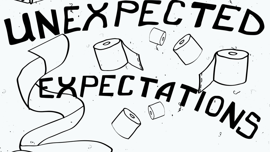 Project image for Fortune toilet tissue «Unexpected expectations»