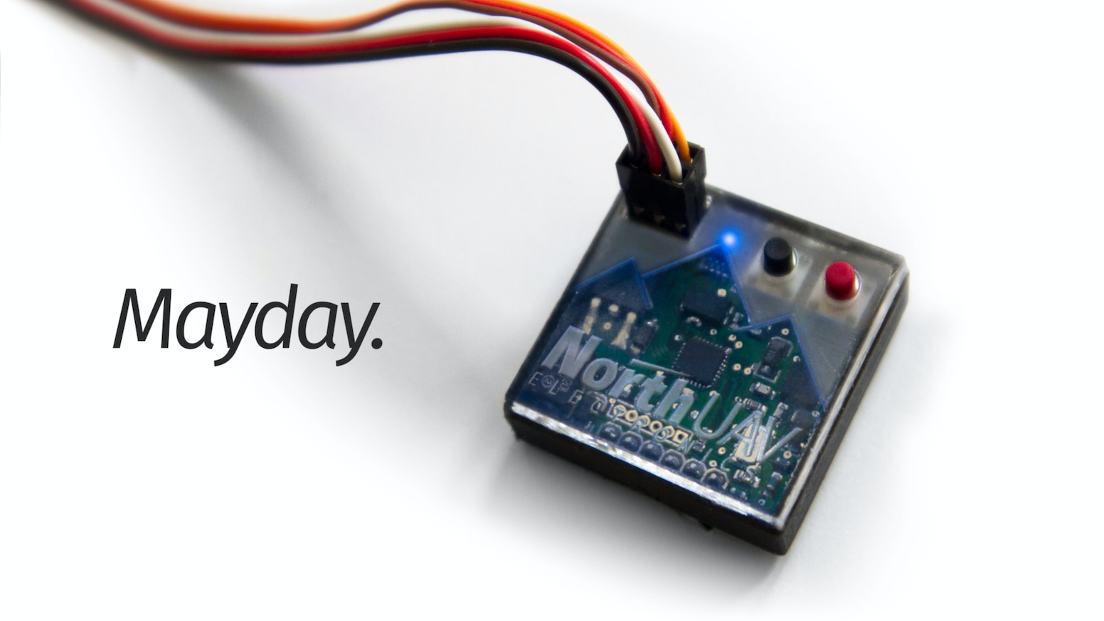 Mayday is a standalone device that detects when your quadcopter is crashing and can deploy a parachute.
