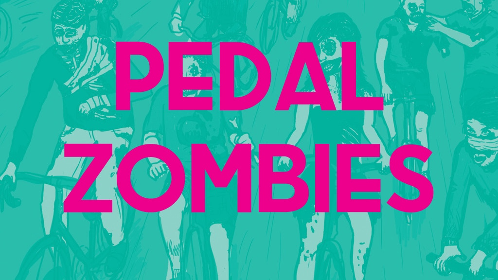 Pedal Zombies: Feminist Bicycle Science Fiction project video thumbnail
