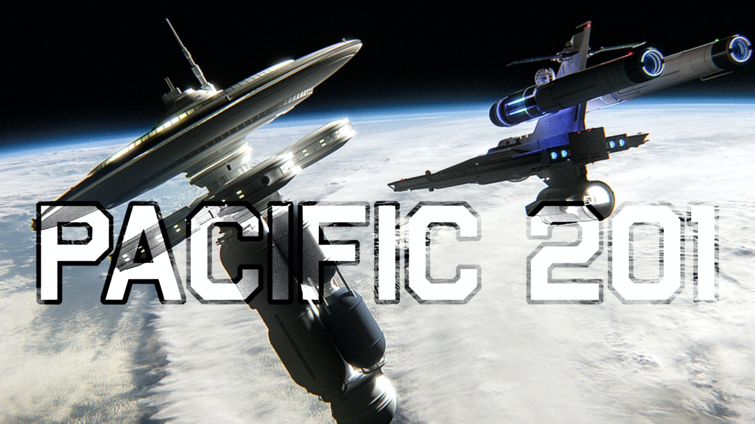 Pacific 201 is a non-profit, fan-made project inspired by the positive future of wonder and exploration established by Star Trek.