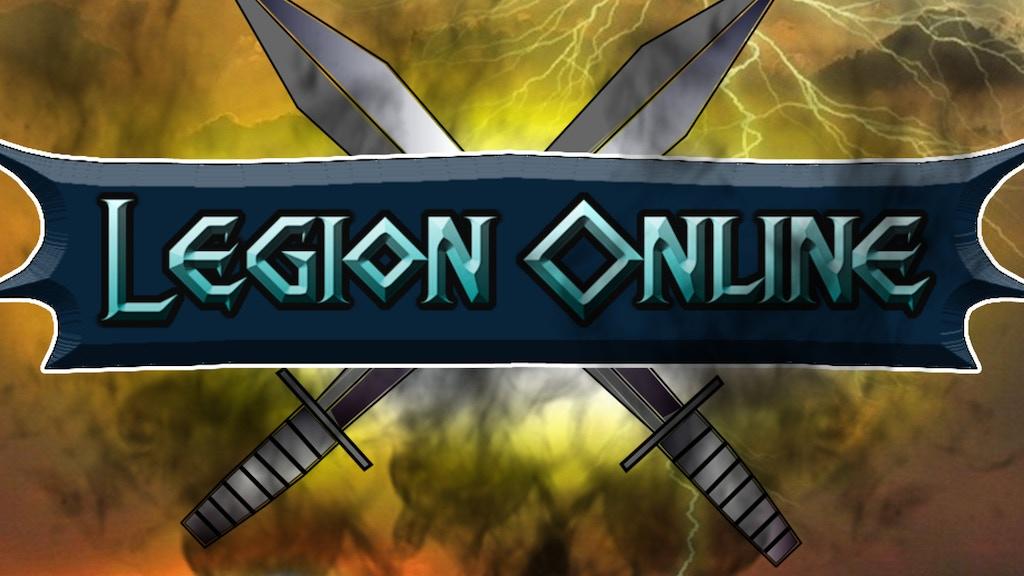Project image for Legion Online (LegionRPG MMO)
