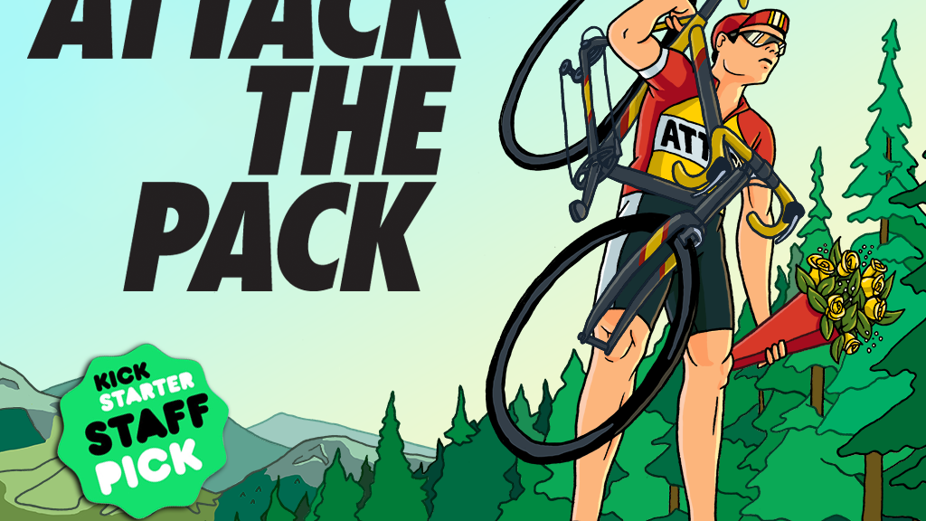 Attack The Pack: The Cycling Card Game project video thumbnail