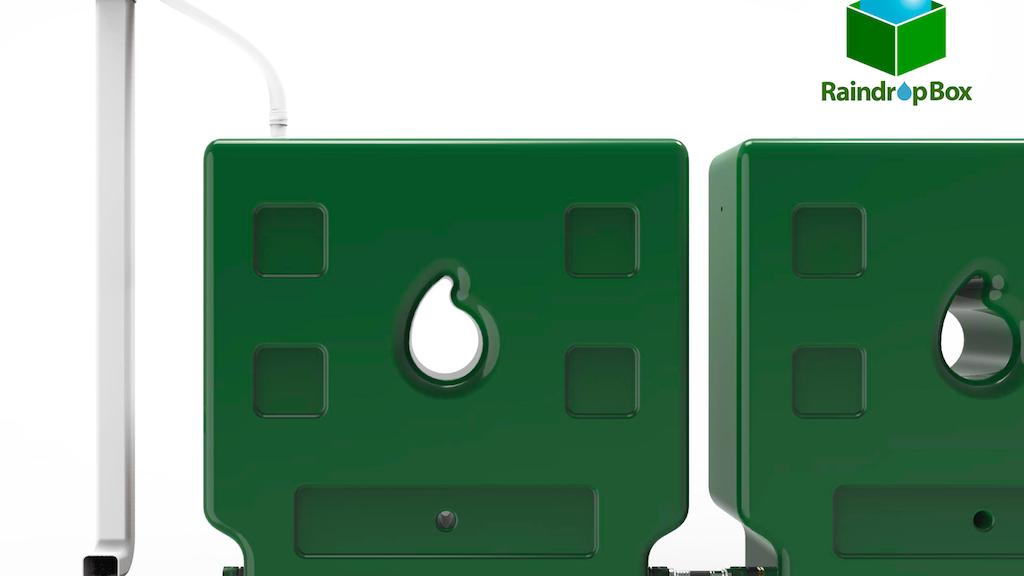 Raindrop Box: Saving Rain? No droubt. project video thumbnail