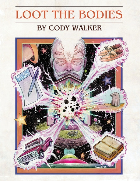 Pop A Lock Springfield Mo >> Loot the Bodies - a collection of poetry from Cody Walker by Cody Walker — Kickstarter