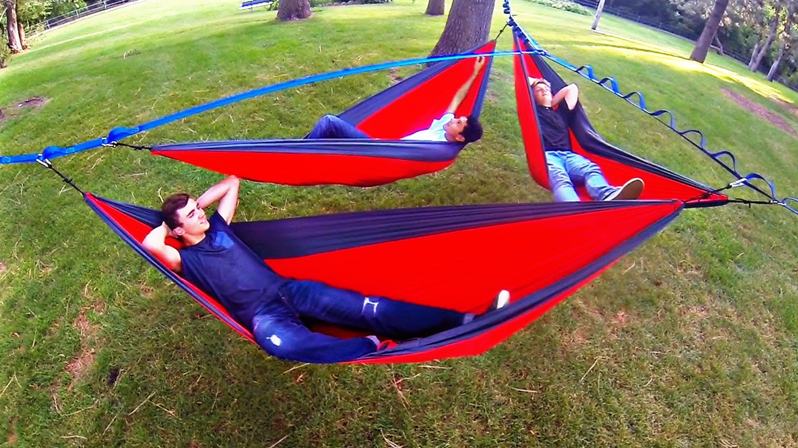 tarp hanging hammock trees digitalnatural laura guide out lauras naturalism camping for the digital andy to s
