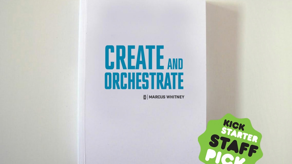 Create & Orchestrate project video thumbnail