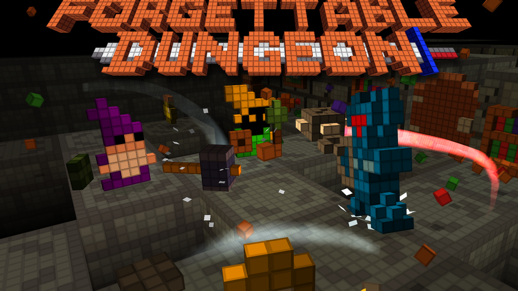 The Forgettable Dungeon: Online Co-op Action Roguelike project video thumbnail