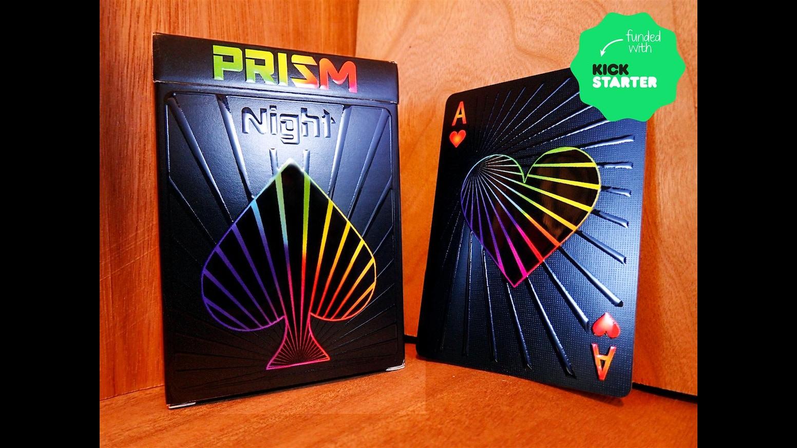 Výsledek obrázku pro prism playing cards
