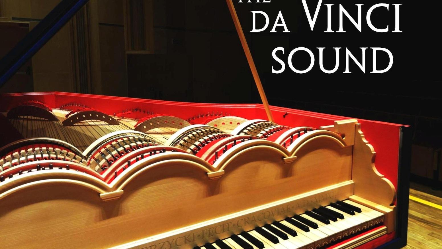 Viola Organista, the Leonardo's invention, got its voice after centuries of silence. Sławomir Zubrzycki is recording its first album.