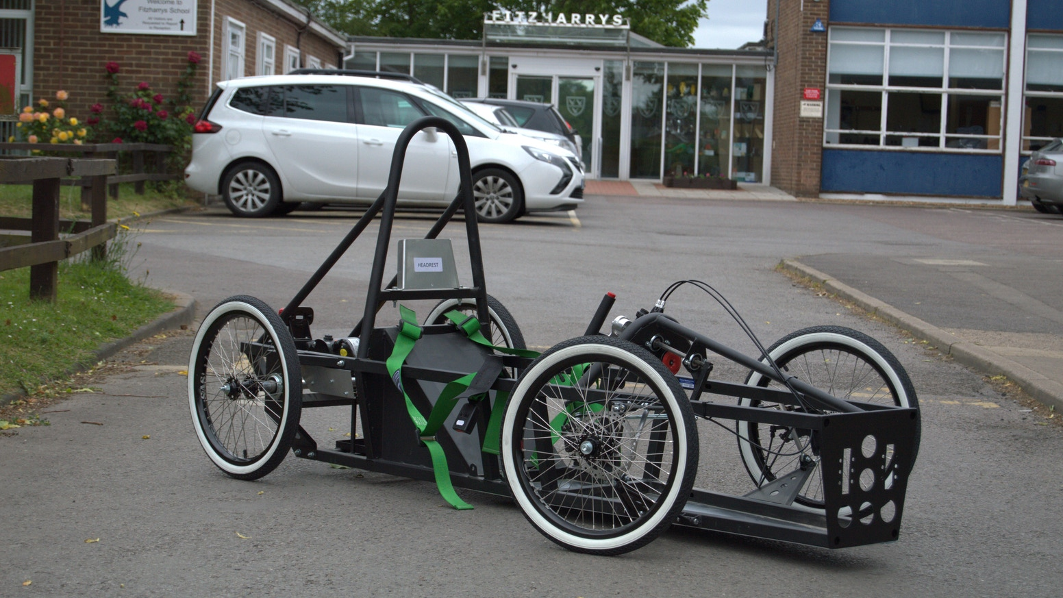 Build A Car >> Greenpower Formula 24 Car Build By Callum Morrison We
