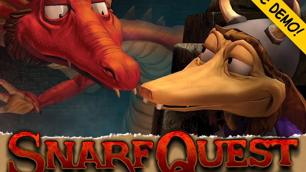 Larry Elmore: SnarfQuest Tales project video thumbnail