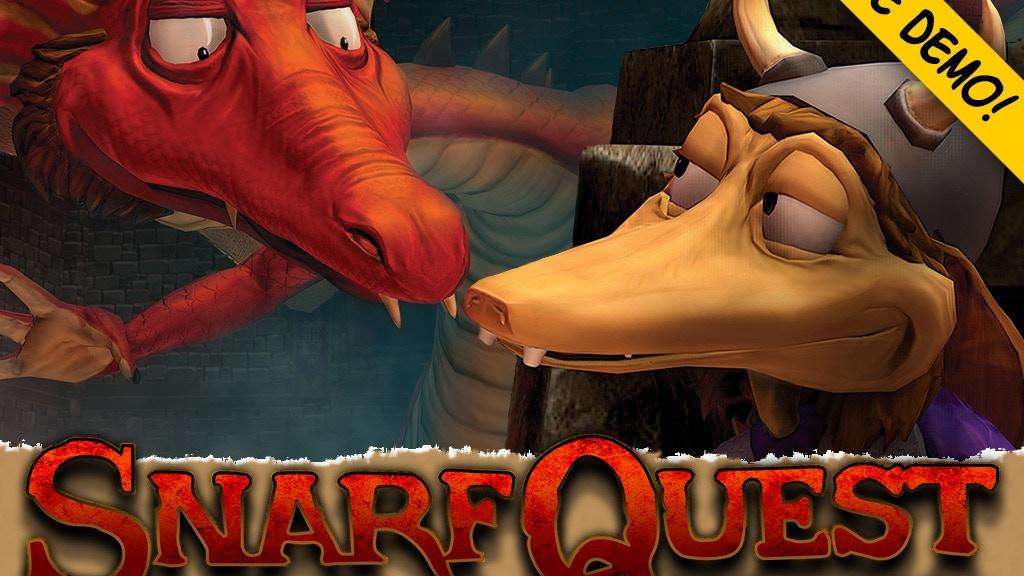 Larry Elmore: SnarfQuest Tales project video thumbnail