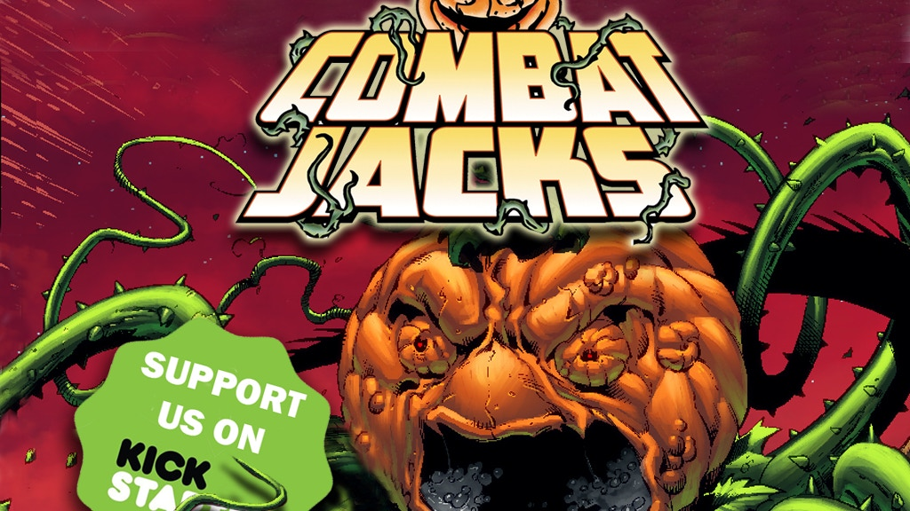 Combat Jacks 3: The fight continues project video thumbnail
