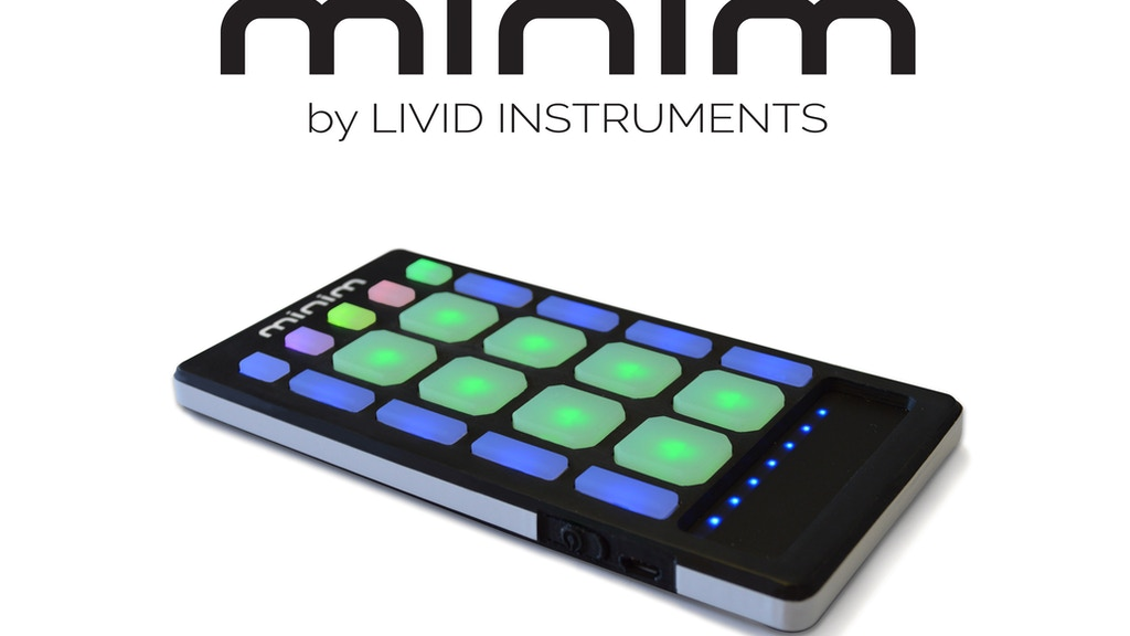 Minim: Pocket-sized Wireless Instrument for Music Creation project video thumbnail