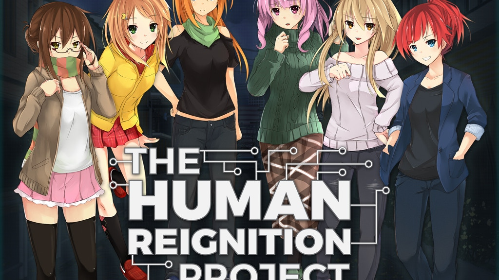 The Human Reignition Project - An English Visual Novel project video thumbnail