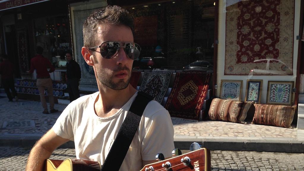 Mike Mentz Travelpop Double Album & Epic Acoustic Film Shoot project video thumbnail