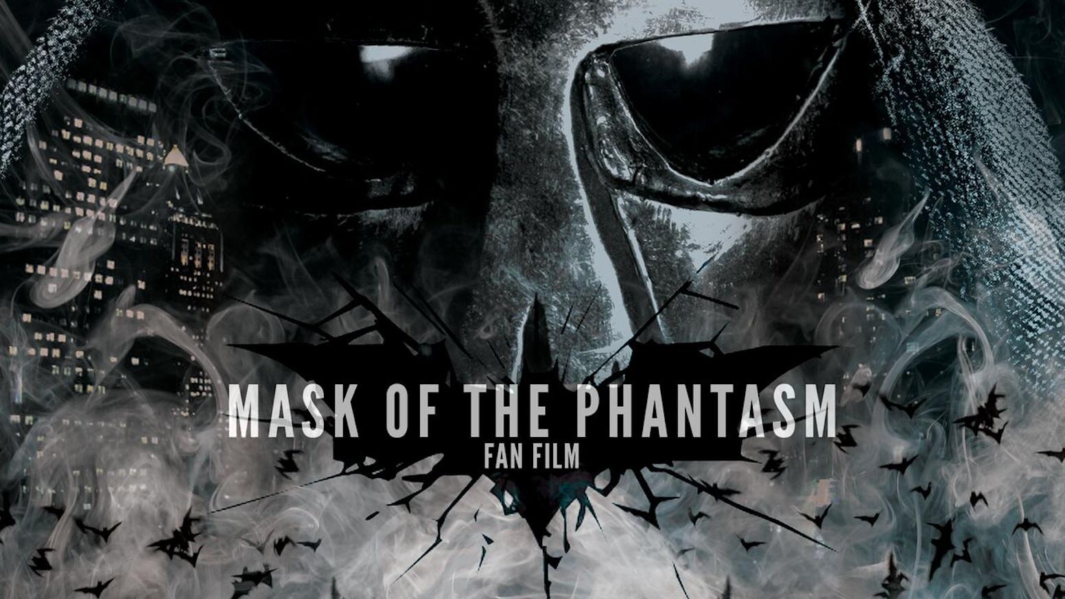 Batman: Mask of the Phantasm Fan Film by Spartan Digital