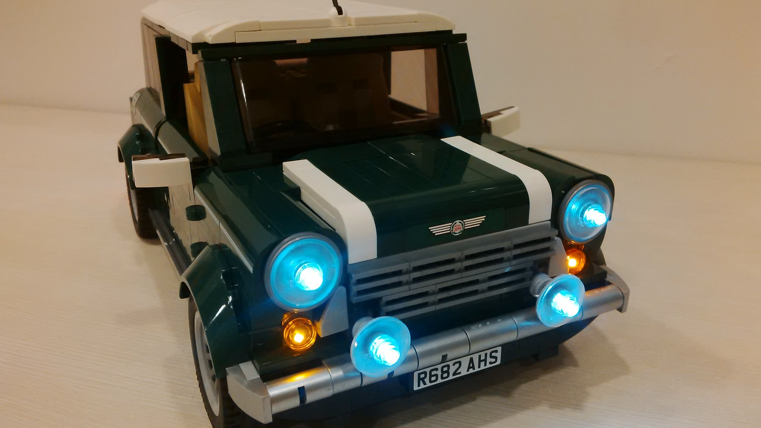 Lightup Kits For Lego Creator Mini Cooper By 3direction