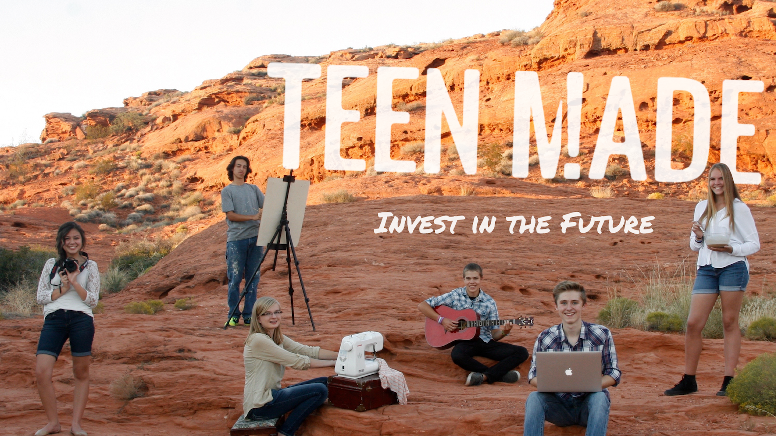 Teen Made is a 100  for teens  Teens can join projects  get mentors. Teen Made  Invest in the Future by Dena  Sterling s Mom    Kickstarter