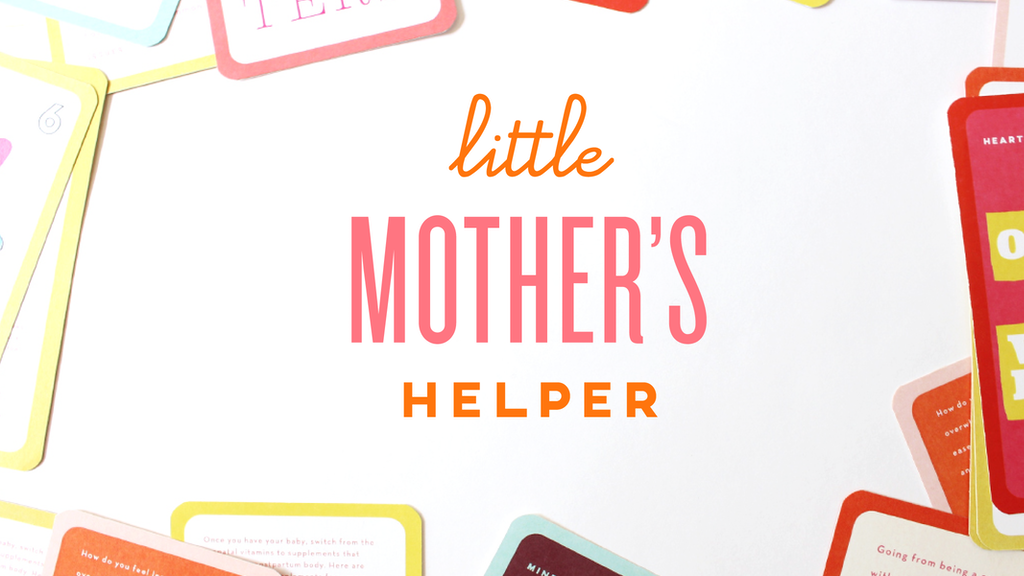 Little Mother's Helper: A Postpartum Health Companion project video thumbnail