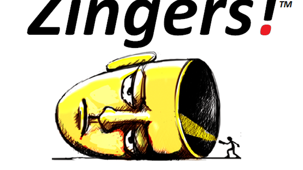 Political Zingers! Card Game project video thumbnail