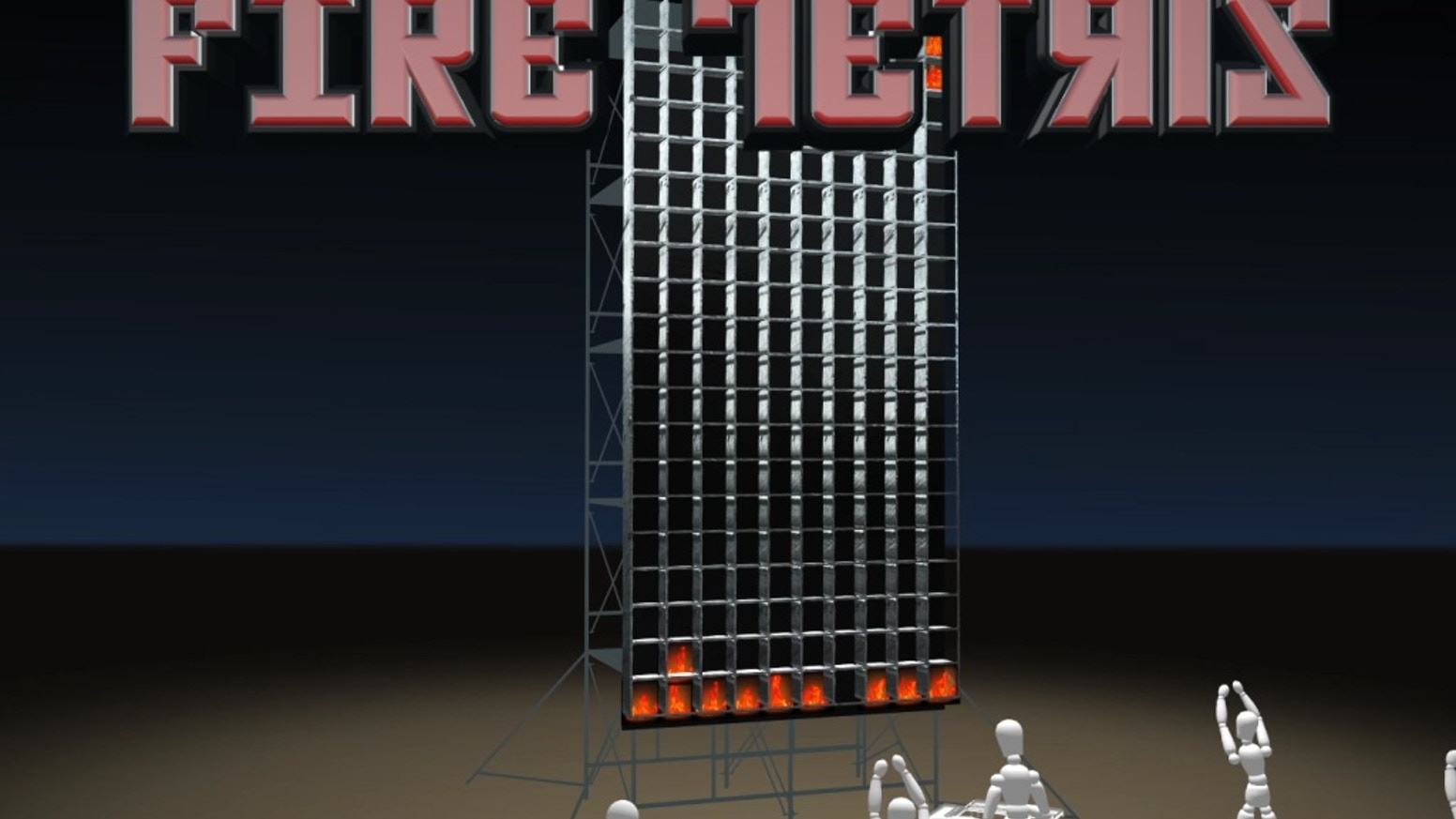An epic fire art installation going to Burning Man. Support Fire Tetris! It's Tetris except on fire. http://miaoulabs.com/