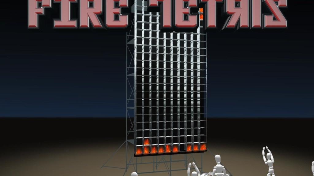 Fire Tetris at Burning Man project video thumbnail