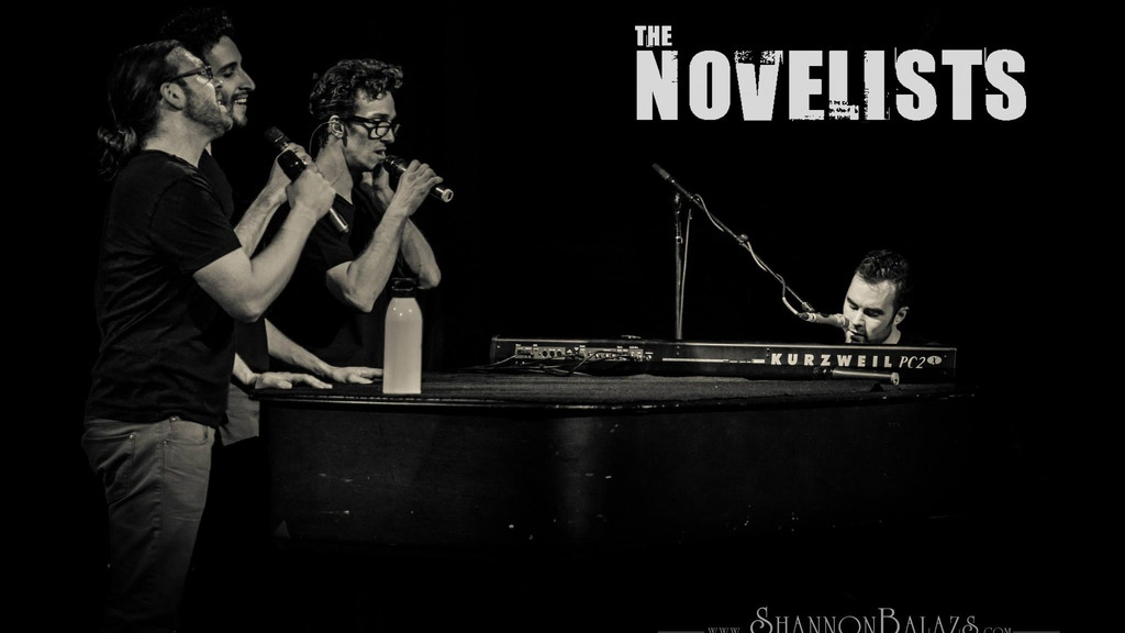 The Novelists - double album, music video and promo campaign project video thumbnail
