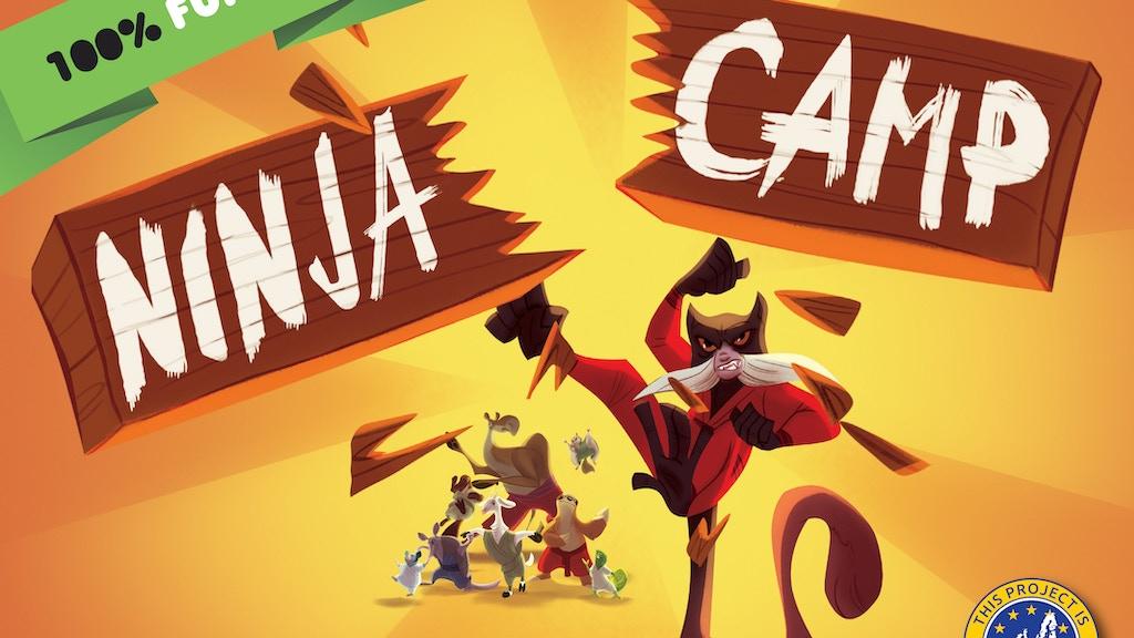 Ninja Camp project video thumbnail