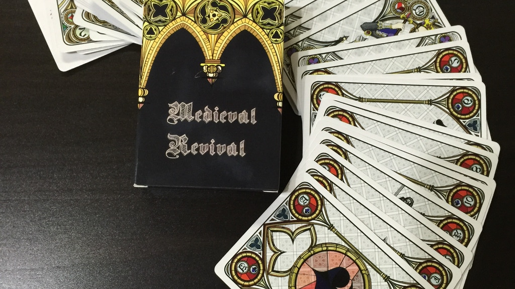 Medieval Revival, Legit Playing Cards project video thumbnail