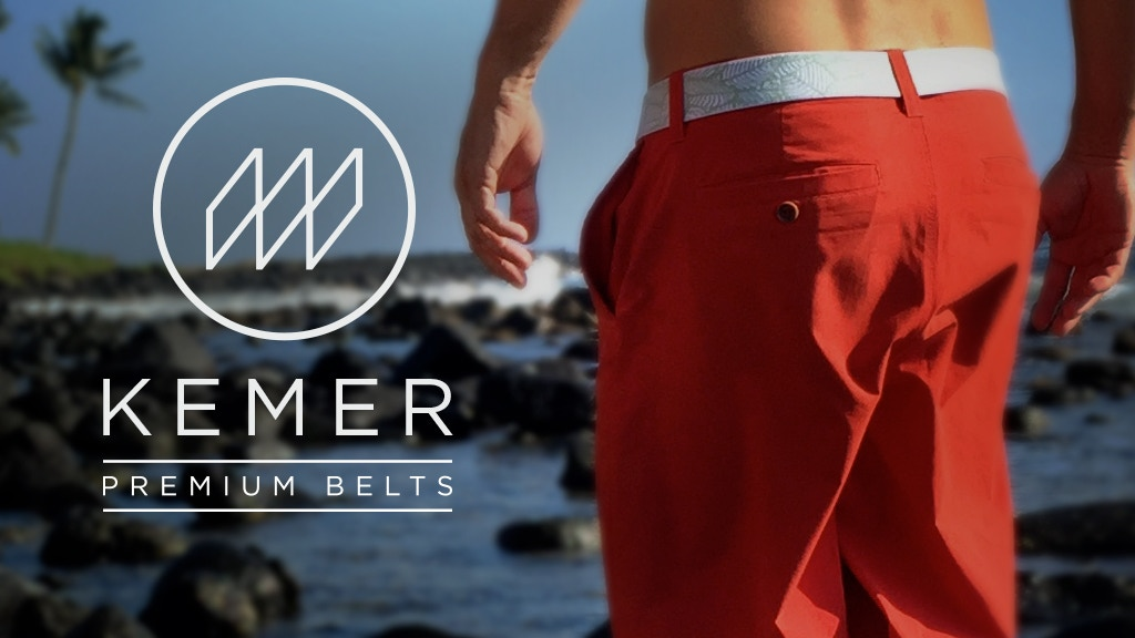 Eight reversible designs with no holes, metal or overhang. Each belt stretches for maximum comfort. Simply adjust to your fit & click.
