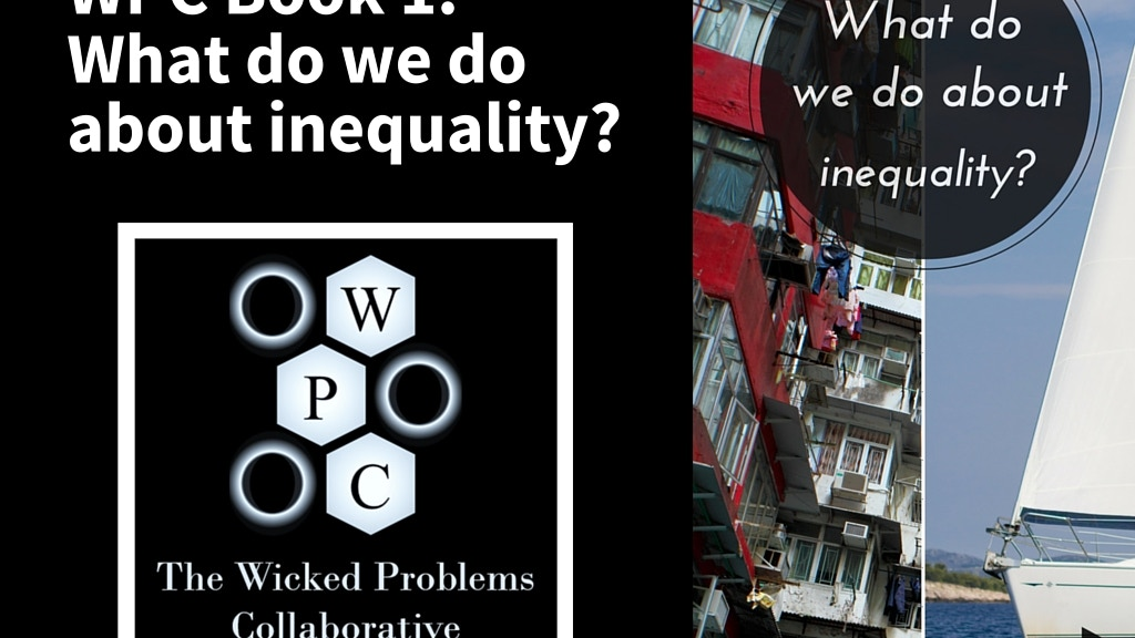 WPC Book 1: What do we do about inequality? project video thumbnail