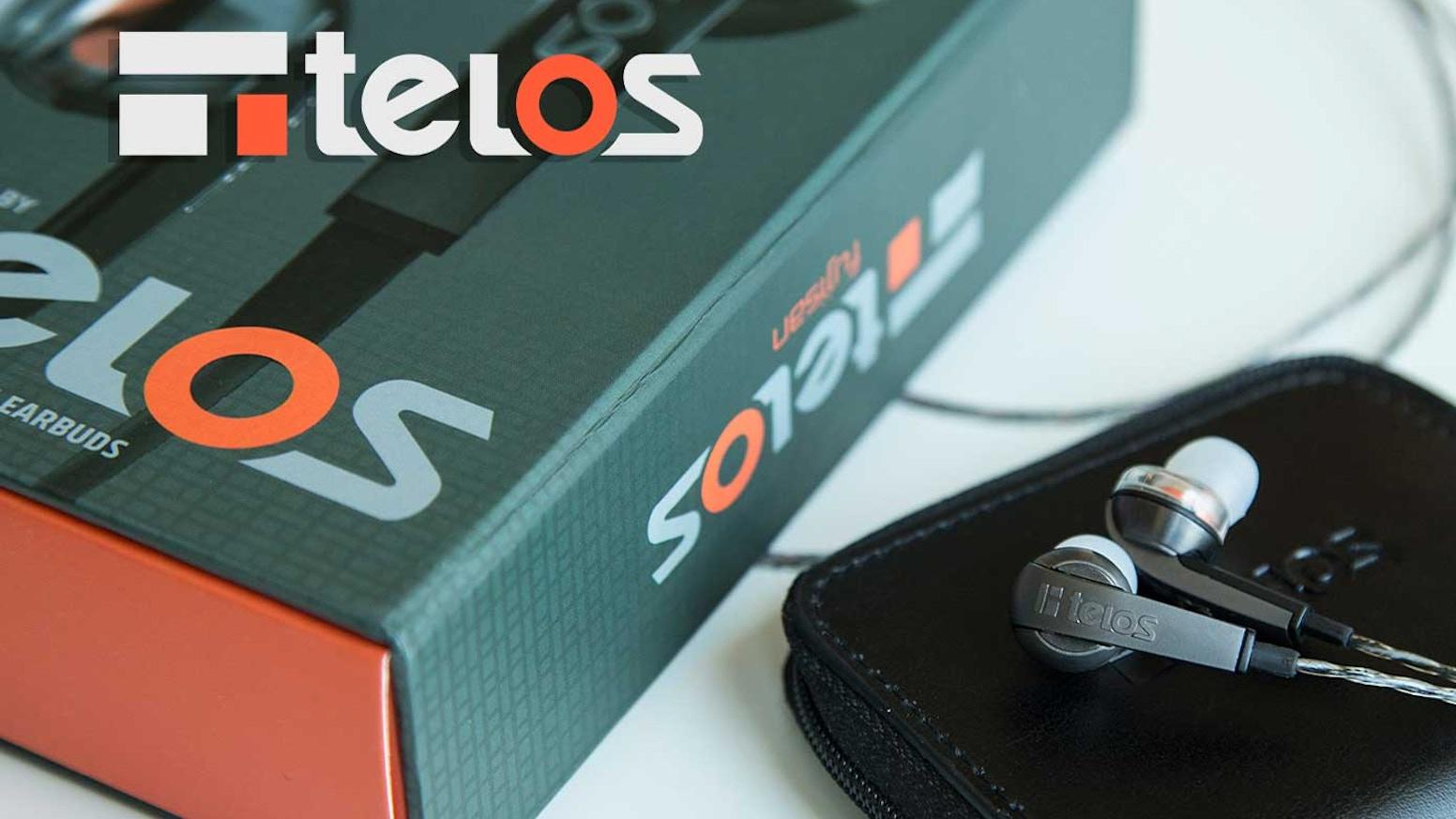 Fujisan - Premium In-Ear Headphones by Telos Acoustics by
