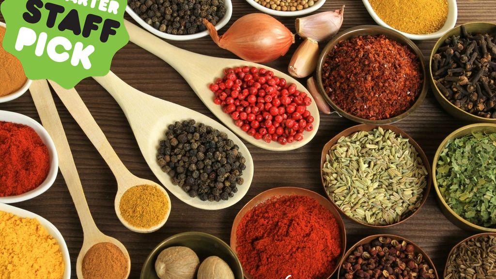 Project image for Stout Spice Co. - Fresh Organic Spices