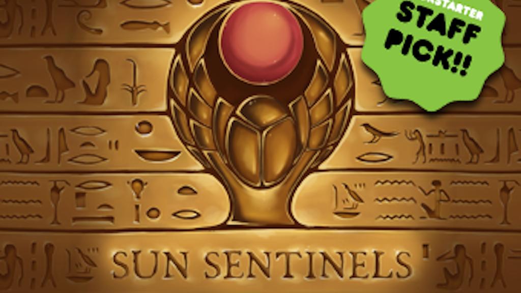 Sun Sentinels project video thumbnail