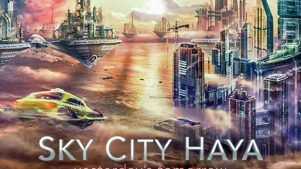 SKY CITY HAYA project video thumbnail