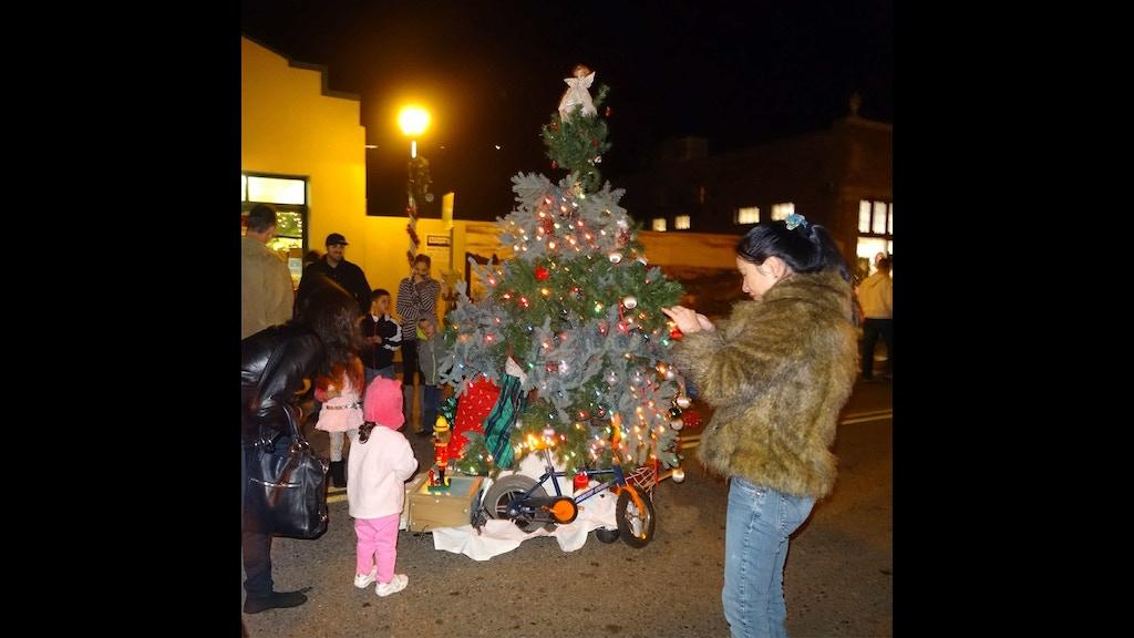 The Christmas Tree Hugger By James Telfer —Kickstarter