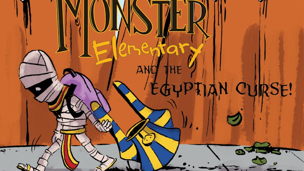 Monster Elementary: Volume 2 (An All-Ages Graphic Novel) project video thumbnail