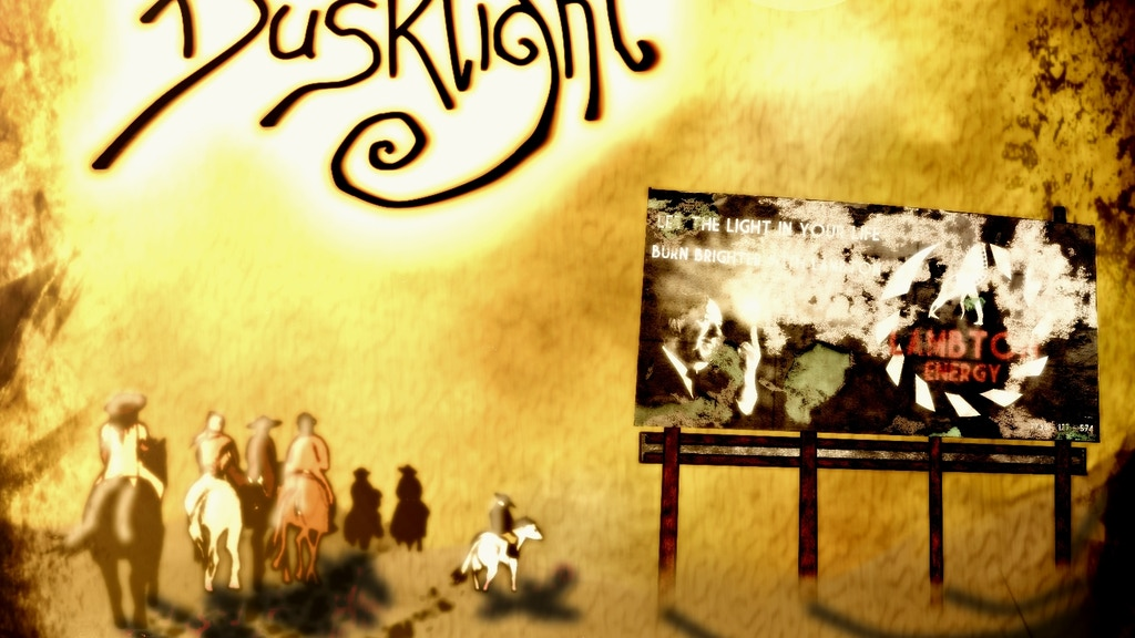 Dusklight - A Multimedia Concept Album project video thumbnail