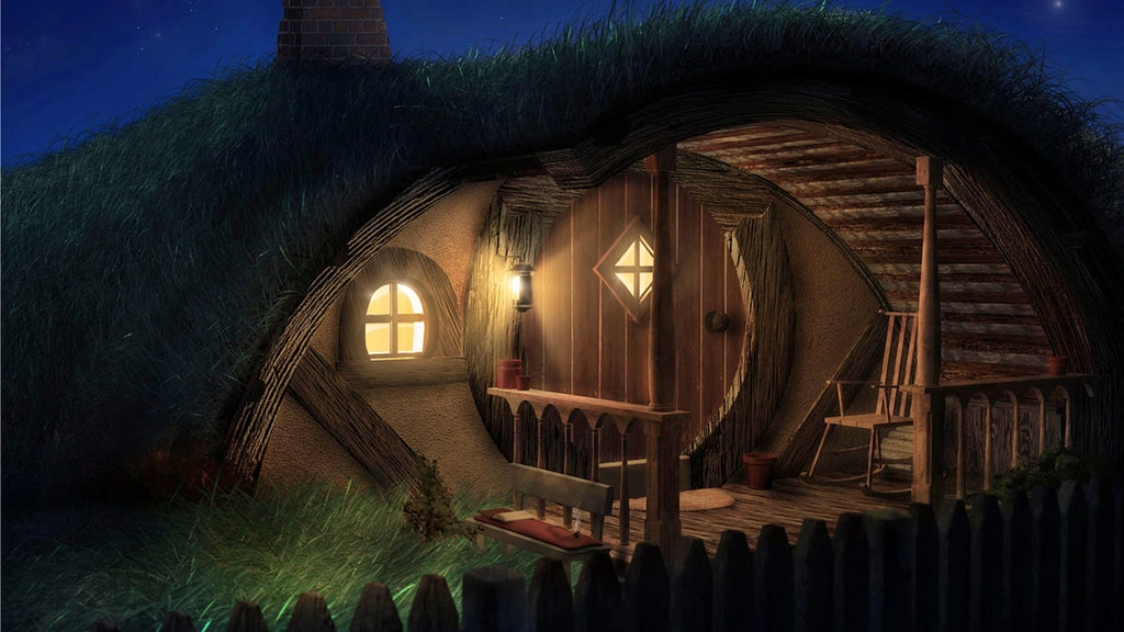 Project image for Poddit Hole Holidays - Live Your Fantasy Halfling Adventure