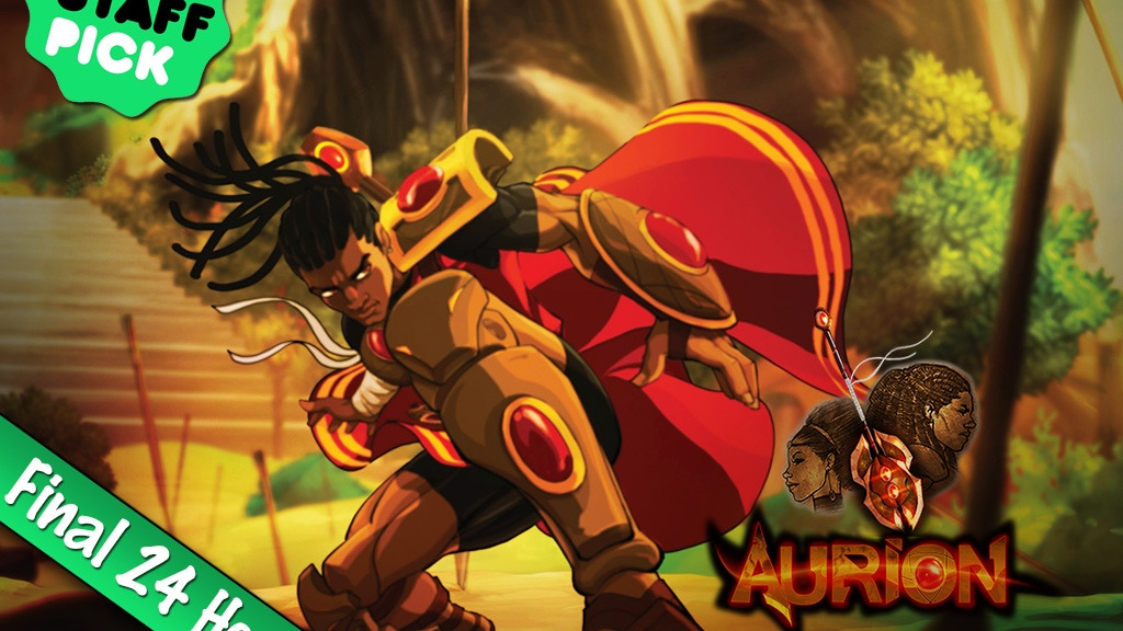 Aurion: Legacy of the Kori-Odan project video thumbnail