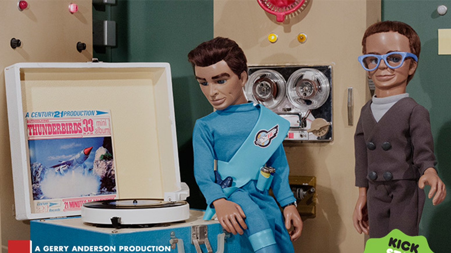 THUNDERBIRDS 1965: NEW EPISODES FROM 1960s RECORDINGS by Stephen La ...